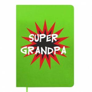 Notepad Super grandpa