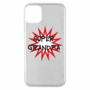 Etui na iPhone 11 Pro Super grandpa