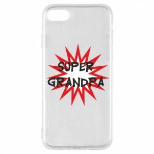 Etui na iPhone 7 Super grandpa