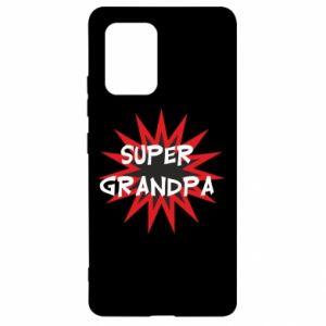 Etui na Samsung S10 Lite Super grandpa