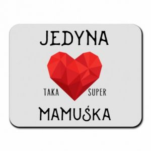 Mouse pad Super mom