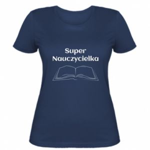Women's t-shirt Super teacher