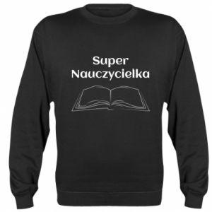 Sweatshirt Super teacher