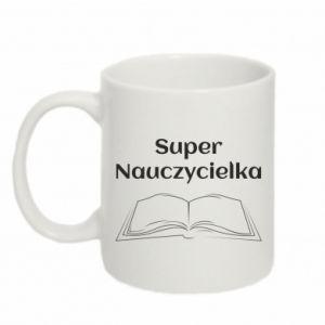 Mug 330ml Super teacher