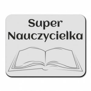 Mouse pad Super teacher