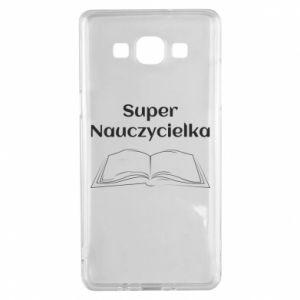 Samsung A5 2015 Case Super teacher