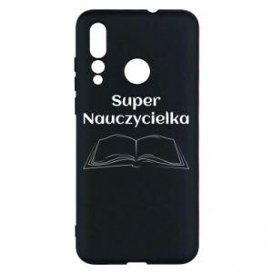 Huawei Nova 4 Case Super teacher