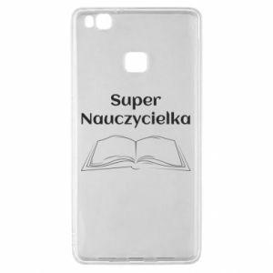 Huawei P9 Lite Case Super teacher