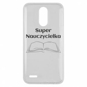 Lg K10 2017 Case Super teacher