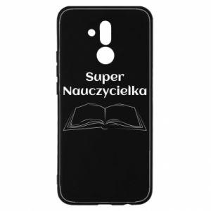 Huawei Mate 20Lite Case Super teacher