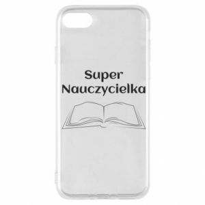 iPhone SE 2020 Case Super teacher