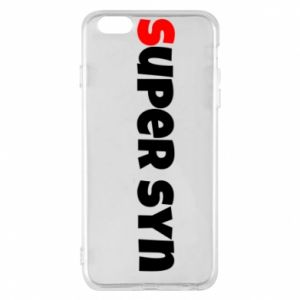 Etui na iPhone 6 Plus/6S Plus Super syn