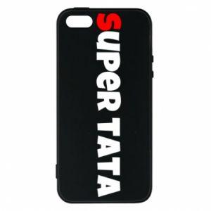 Etui na iPhone 5/5S/SE Super tata.