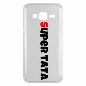 Etui na Samsung J3 2016 Super tata.