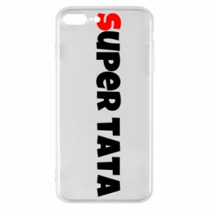 Etui na iPhone 7 Plus Super tata.