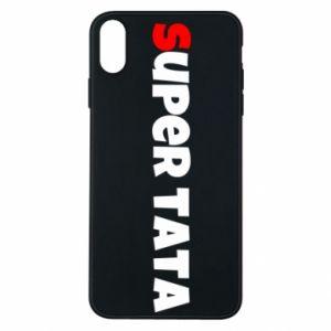 Etui na iPhone Xs Max Super tata.