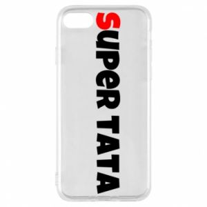 Etui na iPhone 8 Super tata.