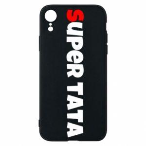 Etui na iPhone XR Super tata.