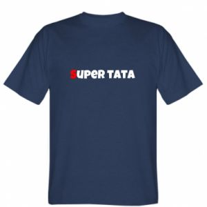 Koszulka Super tata.