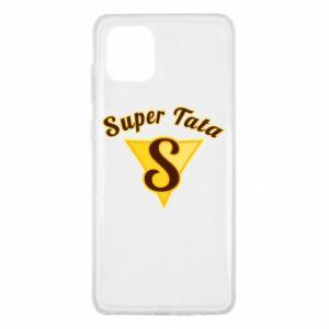 Etui na Samsung Note 10 Lite S - Super tata