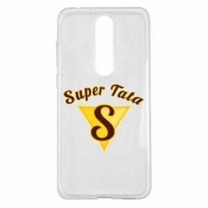 Etui na Nokia 5.1 Plus S - Super tata