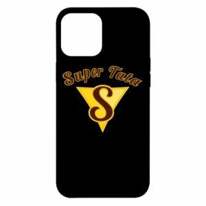Etui na iPhone 12 Pro Max S - Super tata