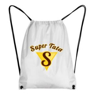 Plecak-worek Super tata