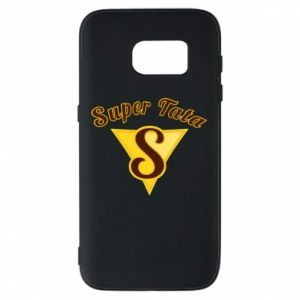 Etui na Samsung S7 S - Super tata