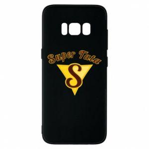 Etui na Samsung S8 Super tata