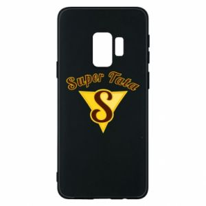 Etui na Samsung S9 Super tata