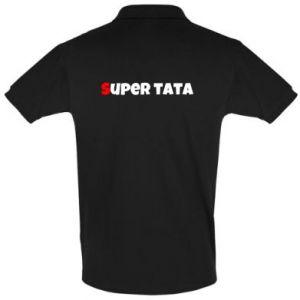 Koszulka Polo Super tata.