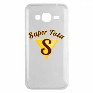Etui na Samsung J3 2016 S - Super tata