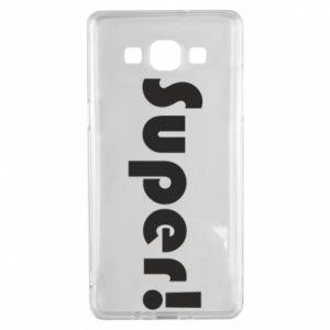 Etui na Samsung A5 2015 Super!
