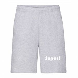 Men's shorts Super!