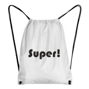 Backpack-bag Super!