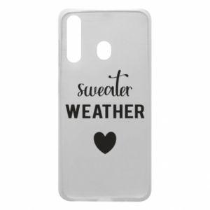Etui na Samsung A60 Sweater weather