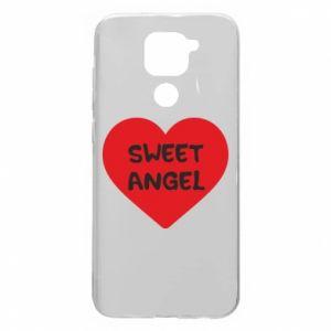 Xiaomi Redmi Note 9 / Redmi 10X case % print% Sweet angel