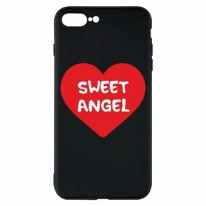 Etui na iPhone 8 Plus Sweet angel
