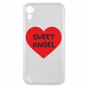 Etui na iPhone XR Sweet angel