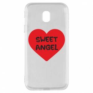 Etui na Samsung J3 2017 Sweet angel