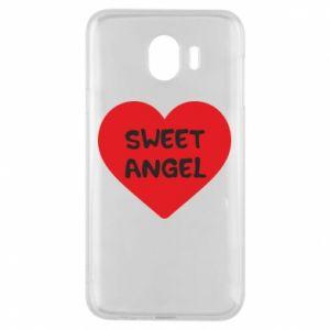 Etui na Samsung J4 Sweet angel