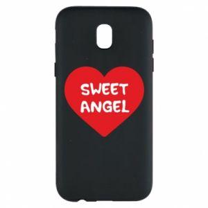 Etui na Samsung J5 2017 Sweet angel