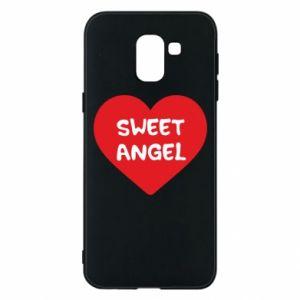 Etui na Samsung J6 Sweet angel