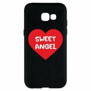 Etui na Samsung A5 2017 Sweet angel