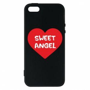 Etui na iPhone 5/5S/SE Sweet angel