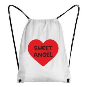 Plecak-worek Sweet angel