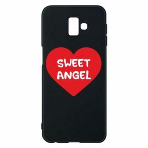 Etui na Samsung J6 Plus 2018 Sweet angel