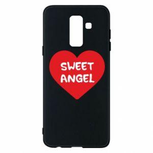 Etui na Samsung A6+ 2018 Sweet angel