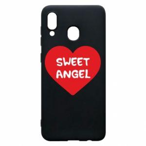 Etui na Samsung A30 Sweet angel