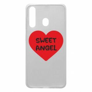Etui na Samsung A60 Sweet angel